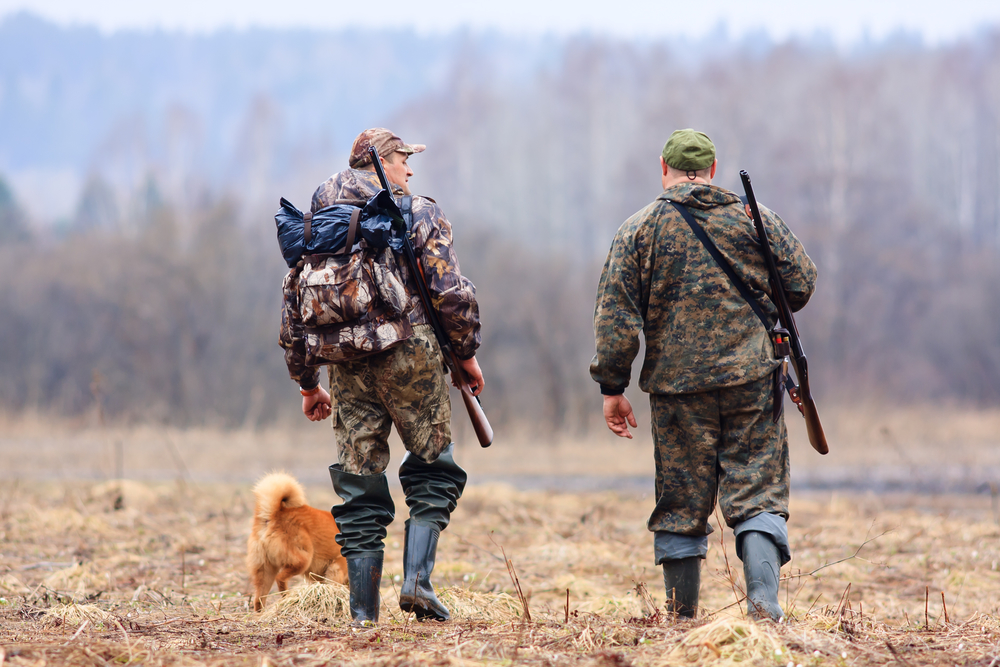 Get Outfitted at a Pawnshop for Your Next Hunt